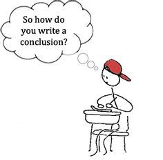 How to write conclusion of a PhD thesis